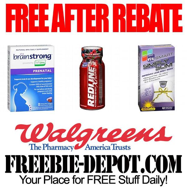 Free After Rebate 3 Free