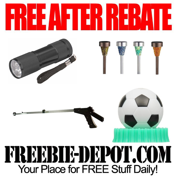 Free After Rebate Christmas Gifts at Menards