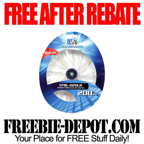 Free After Rebate Computer Fan