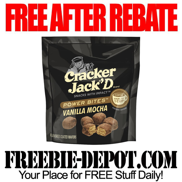 Free After Rebate Cracker Jacks