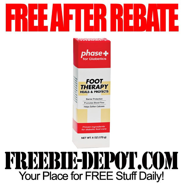 Free After Rebate Foot Therapy