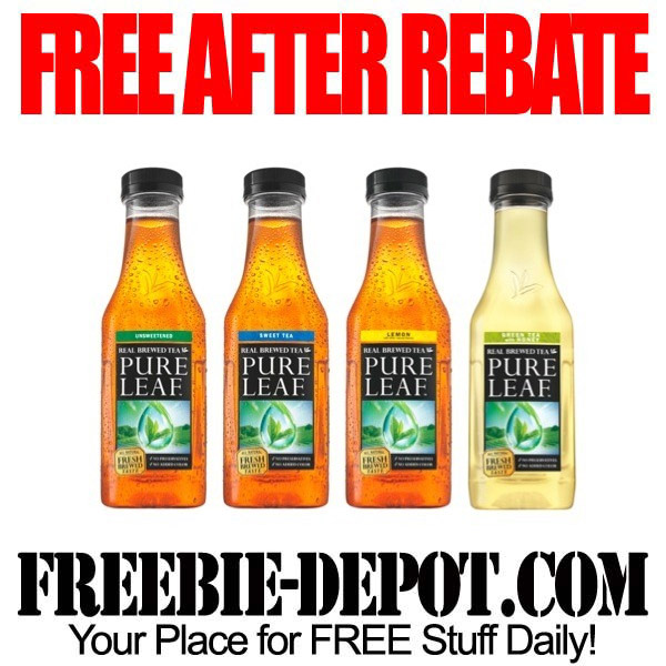 Free After Rebate Lipton Tea