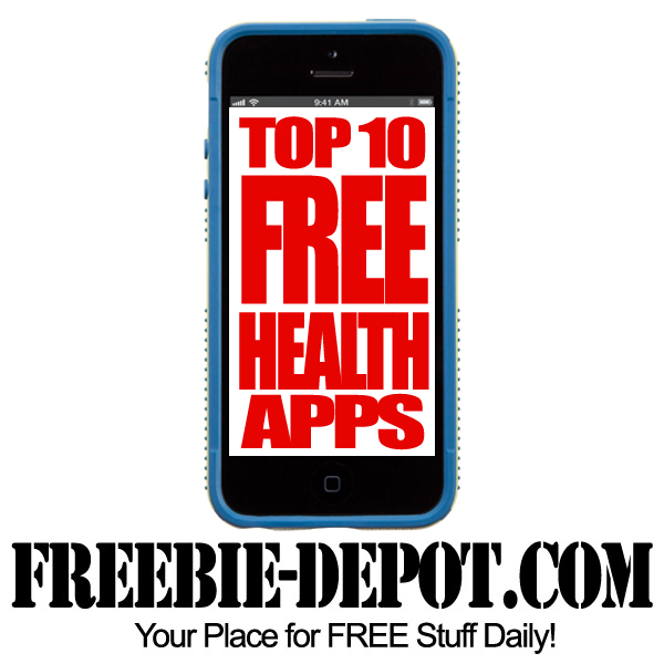 Top 10 Free Health Apps for iPhone