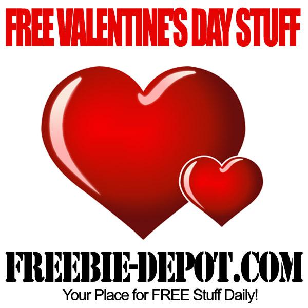 Free Valentines Day Stuff 2013