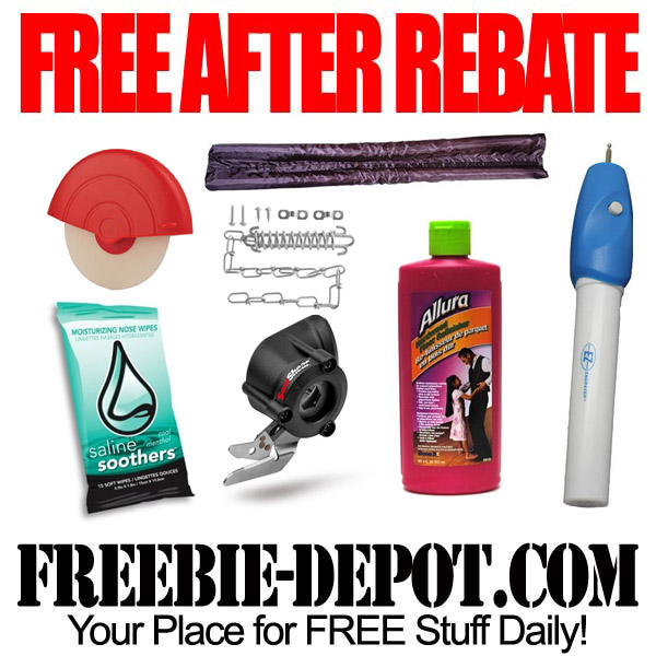 Free After Mail InRebate at Menards
