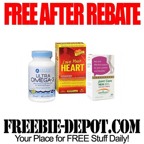 Free After Rebate Heart Med