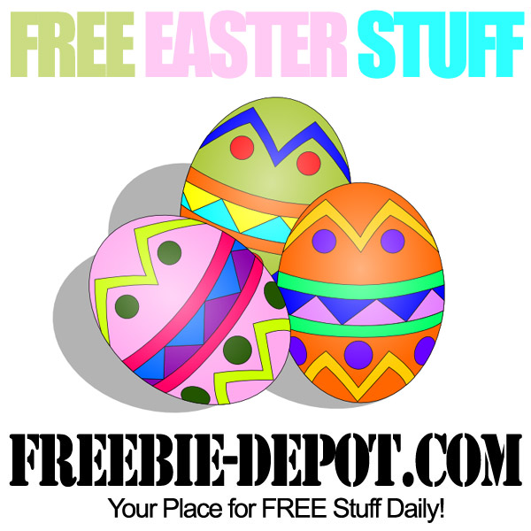 Free Easter Stuff 2013