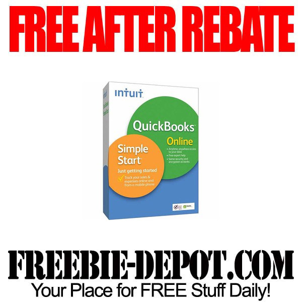 Free After Rebate Quickbooks