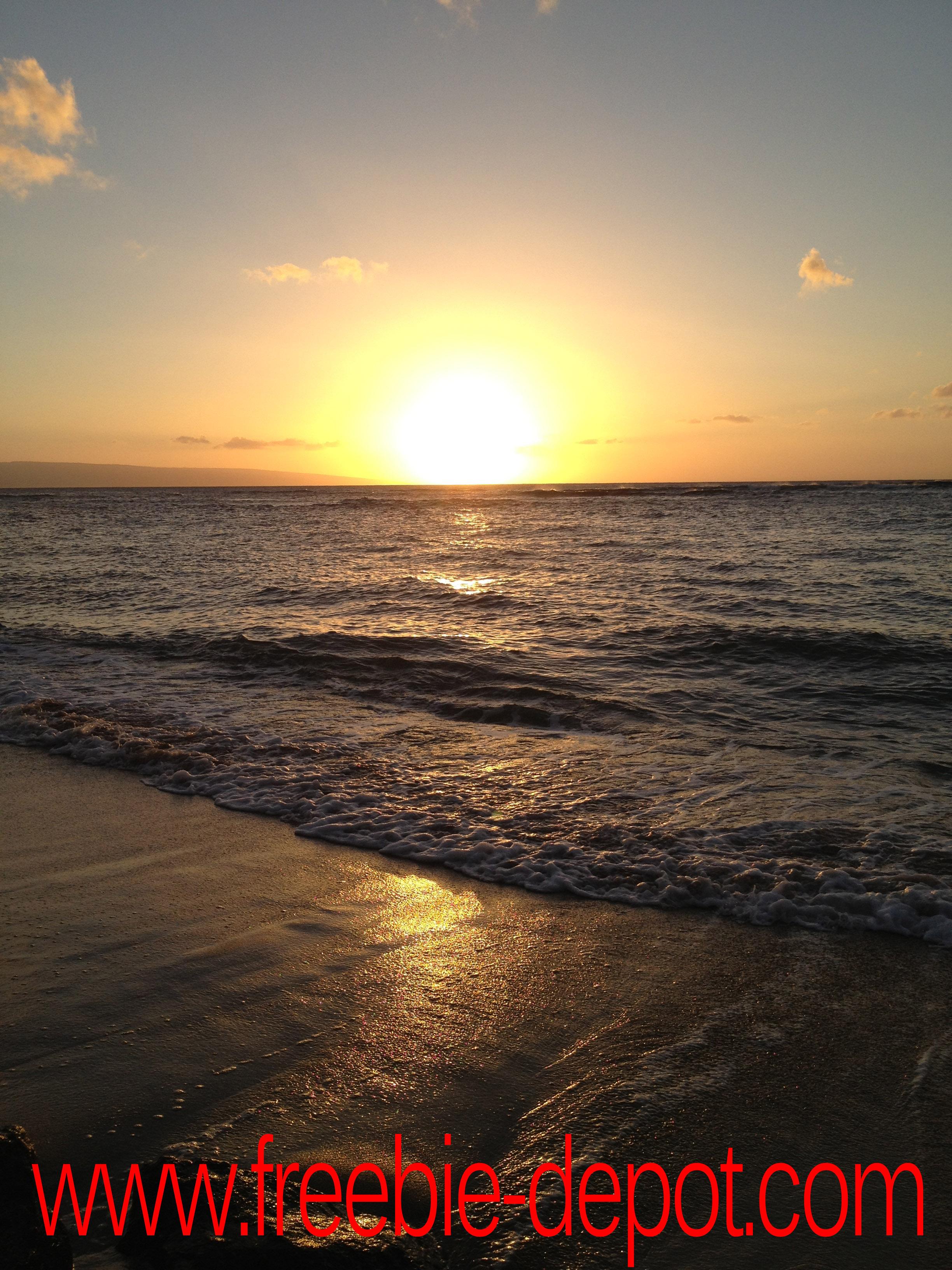 Free Maui Beaches
