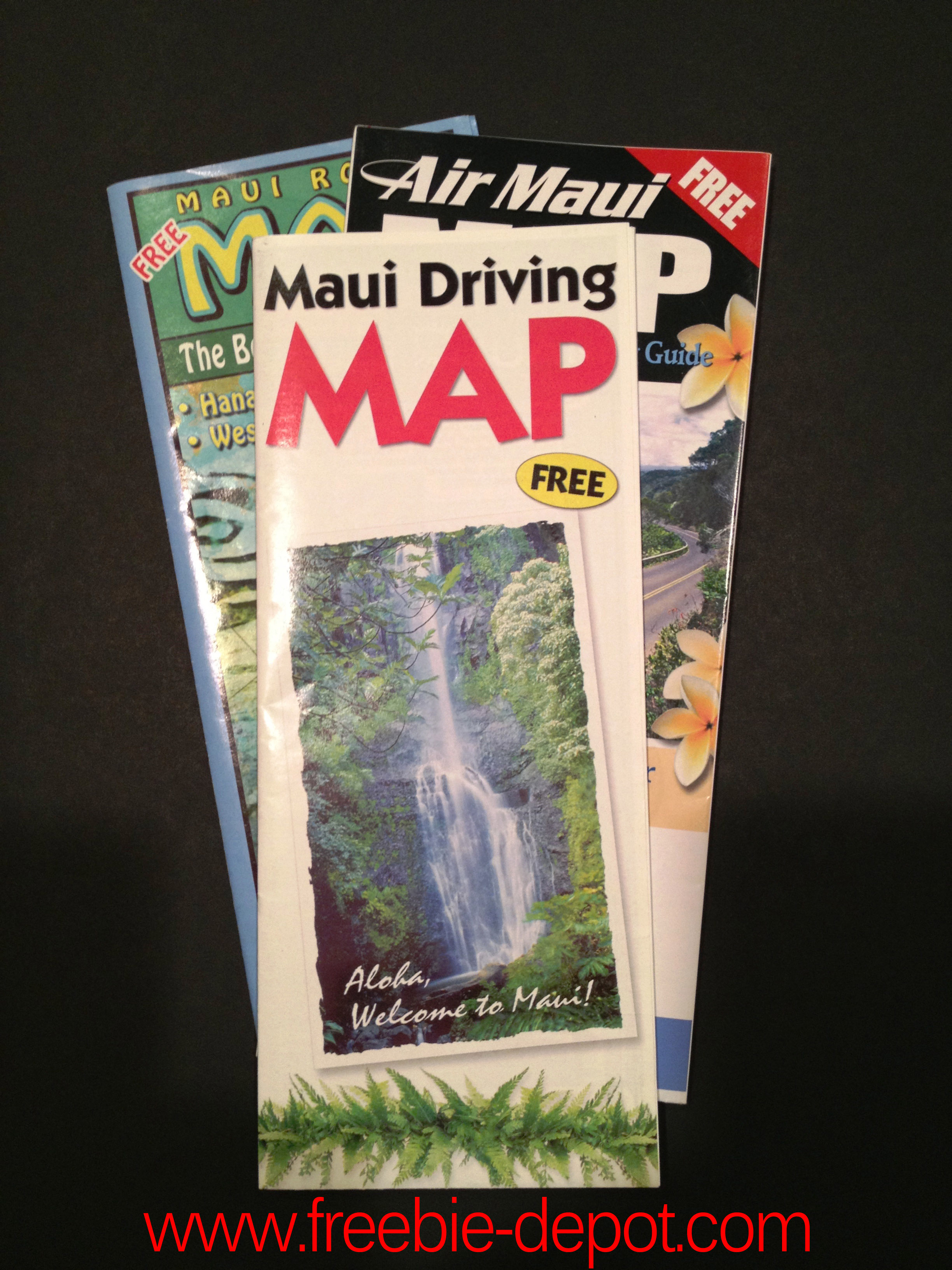 Free Maui Maps