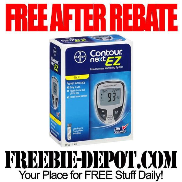 Free After Rebate Bayer Meter