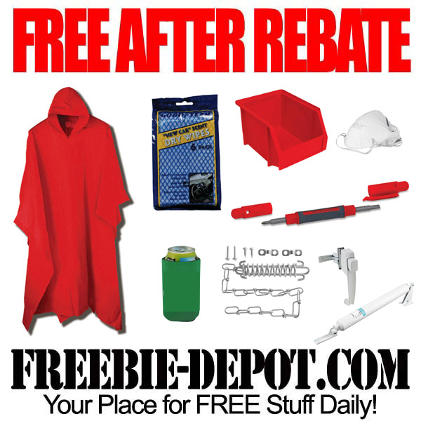 FREE After Rebate at Menards