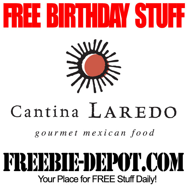 Free Birthday Mexican Brownie