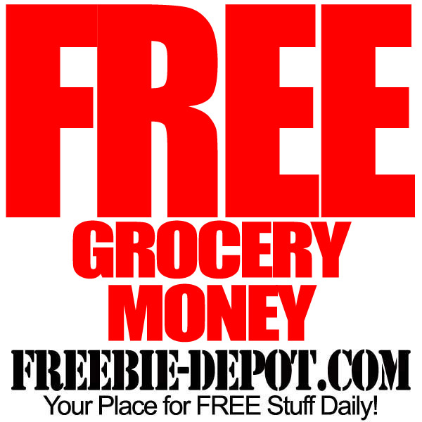 Free Grocery Money
