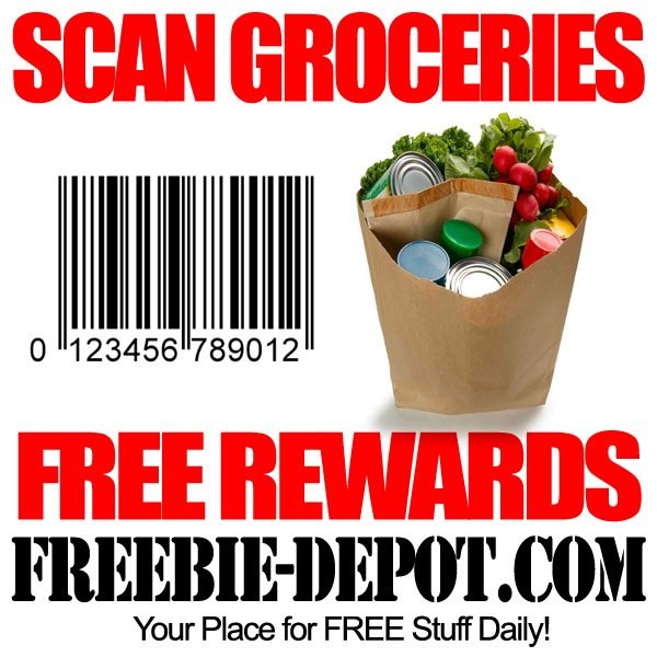 Free Grocery Scanning Rewards