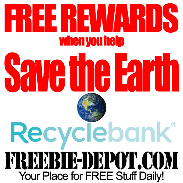 Free Rewards for Recycling