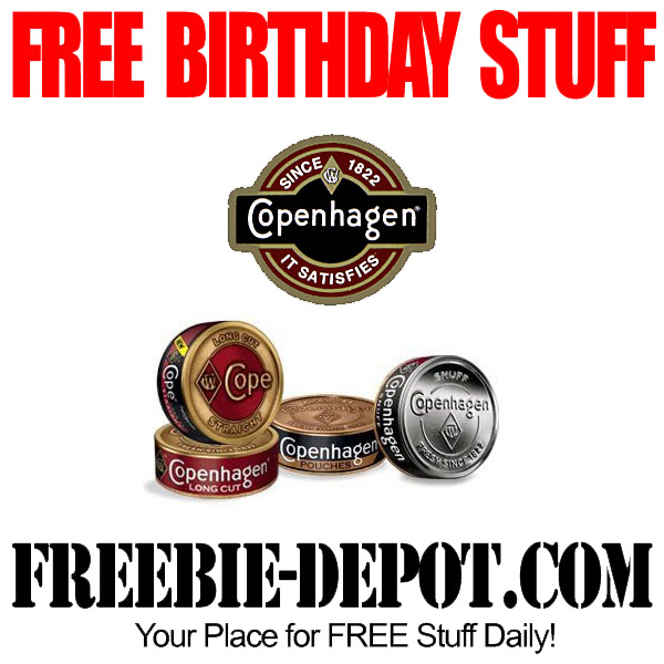 Free Birthday Stuff