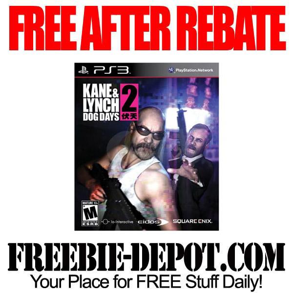 Free-After-Rebate-PlayStation-Game