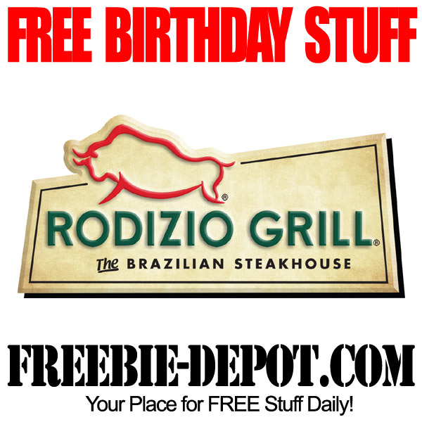 Free Birthday Brazilian Steak
