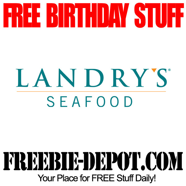 Free Birthday Fish