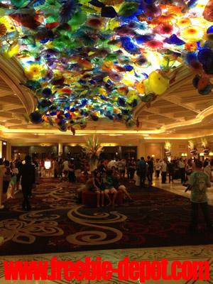 Free Vegas Stuff Bellagio