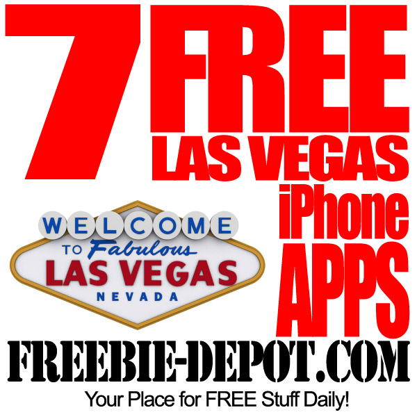 Free iPhone Apps Las Vegas