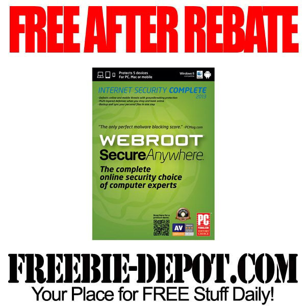 Free After Rebate Internet Security Software