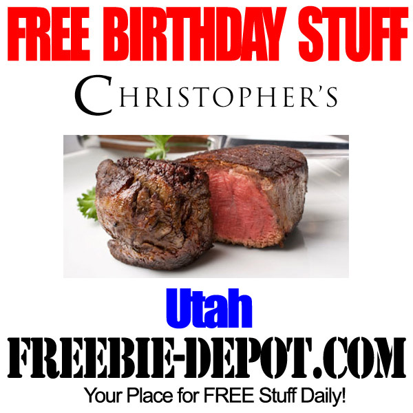 Free Birthday Filet