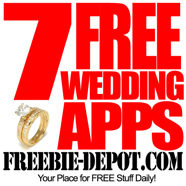 Free Wedding Apps from iTunes
